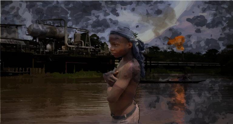 Delta-Niger-Petrolio-Nigeria